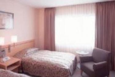 Moriguchi Royal Pines Hotel: Schlafzimmer OSAKA - OSAKA PREFECTURE