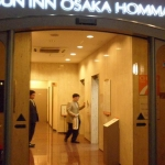 Hotel Chisun Inn Osaka Hommachi