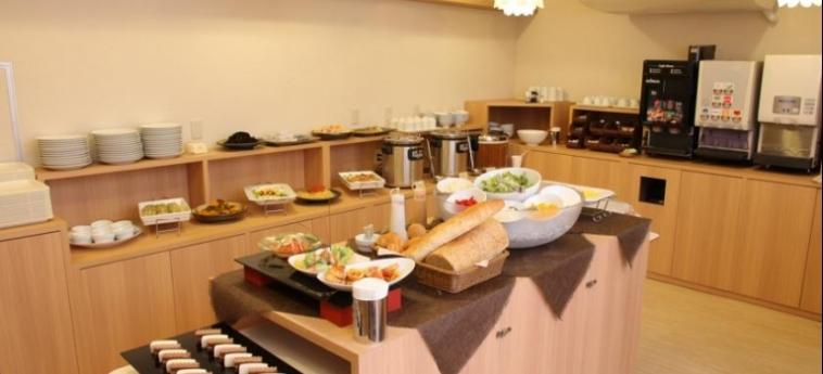 Hotel Kansai: Sala Colazione OSAKA - PREFETTURA DI OSAKA