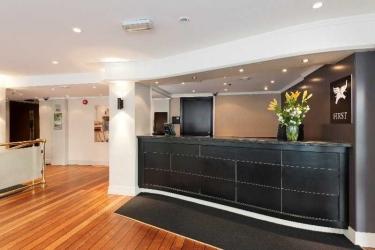 First Hotel Millennium: Lobby OSLO