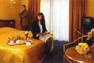 Hotel Mercure Oostende: Bedroom OSTEND