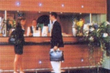 Hotel Mercure Oostende: Lobby OSTEND