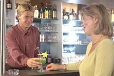 Hotel Mercure Oostende: Lounge Bar OSTEND