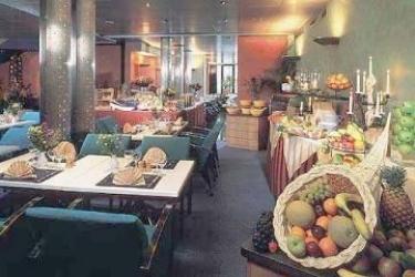 Hotel Mercure Oostende: Restaurant OSTEND