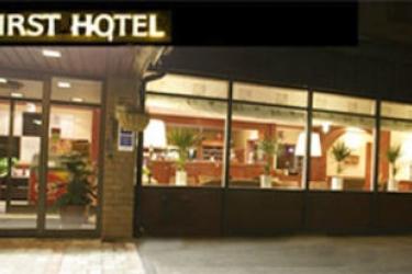 Best Western Hotel Ett: Entrada OSTERSUND