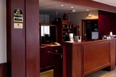 Best Western Hotel Ett: Lobby OSTERSUND