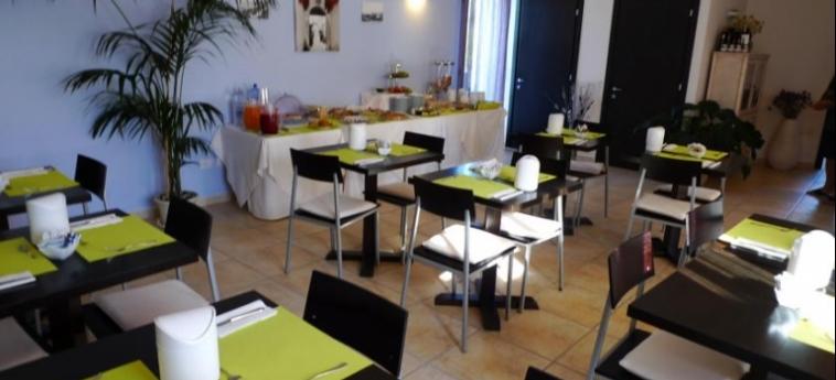 Corte Dei Melograni Hotel Resort: Frühstücksraum OTRANTO - LECCE