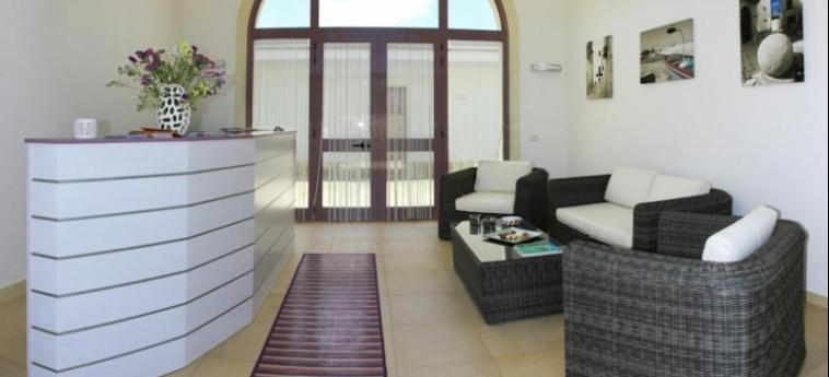 Corte Dei Melograni Hotel Resort: Reception OTRANTO - LECCE