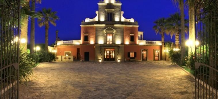 Hotel Villa Rosa Antico: Esterno OTRANTO - LECCE