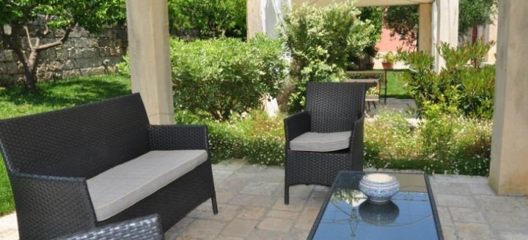 Hotel Villa Rosa Antico: Gazebo OTRANTO - LECCE