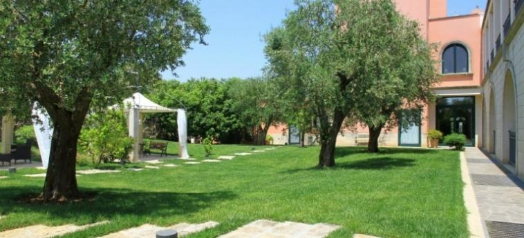 Hotel Villa Rosa Antico: Giardino OTRANTO - LECCE