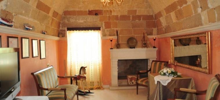 Hotel Villa Rosa Antico: Lounge OTRANTO - LECCE