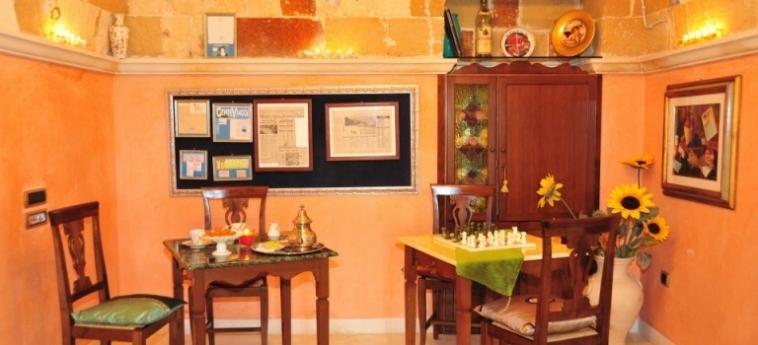 Hotel Villa Rosa Antico: Sala Relax OTRANTO - LECCE