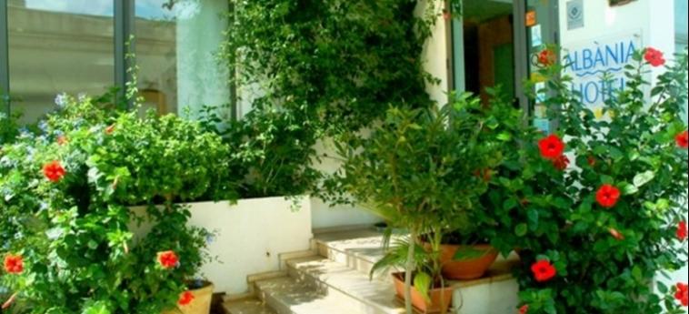 Hotel Albania: Außen OTRANTO - LECCE