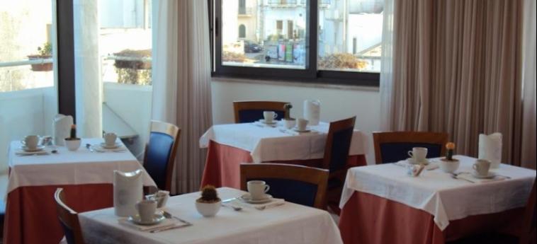 Hotel Albania: Frühstücksraum OTRANTO - LECCE