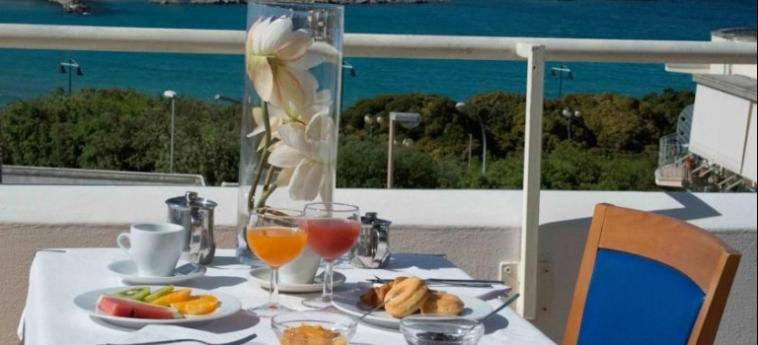Hotel Albania: Terrasse OTRANTO - LECCE