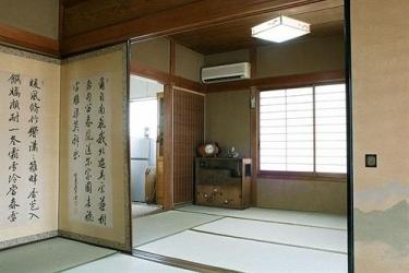 Guesthouse An: Entrée OTSU - SHIGA PREFECTURE