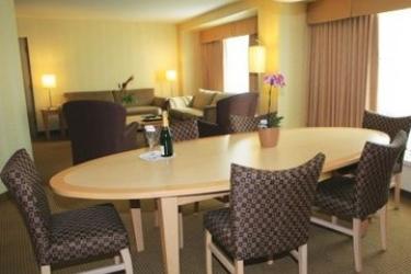 Hotel Delta Ottawa City Centre: Habitacion Suite OTTAWA
