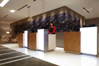Hotel Delta Ottawa City Centre: Lobby OTTAWA