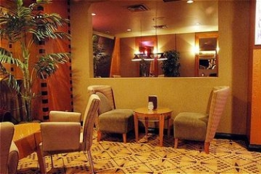 Hotel Delta Ottawa City Centre: Lounge Bar OTTAWA