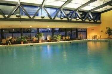 Hotel Delta Ottawa City Centre: Piscina Cubierta OTTAWA