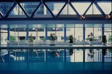 Hotel Delta Ottawa City Centre: Swimming Pool OTTAWA