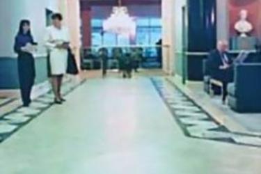 Hotel Lord Elgin: Hall OTTAWA