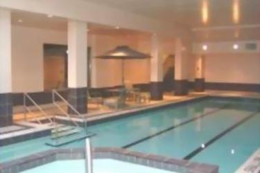 Hotel Lord Elgin: Außenschwimmbad OTTAWA