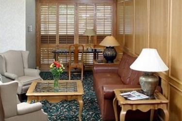 Embassy Hotel & Suites: Salon OTTAWA
