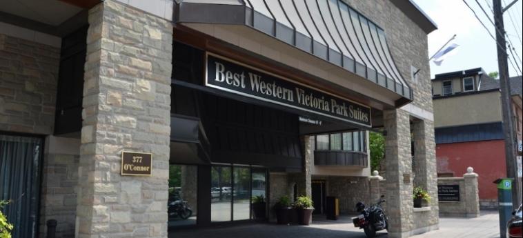 Hotel Best Western Plus Ottawa Downtown Suites: Exterior OTTAWA