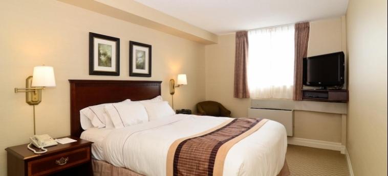 Hotel Best Western Plus Ottawa Downtown Suites: Habitaciòn Doble OTTAWA