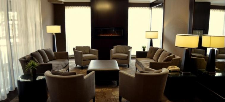 Hotel Best Western Plus Ottawa Downtown Suites: Hall OTTAWA