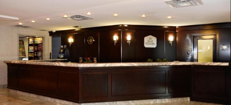 Hotel Best Western Plus Ottawa Downtown Suites: Reception OTTAWA