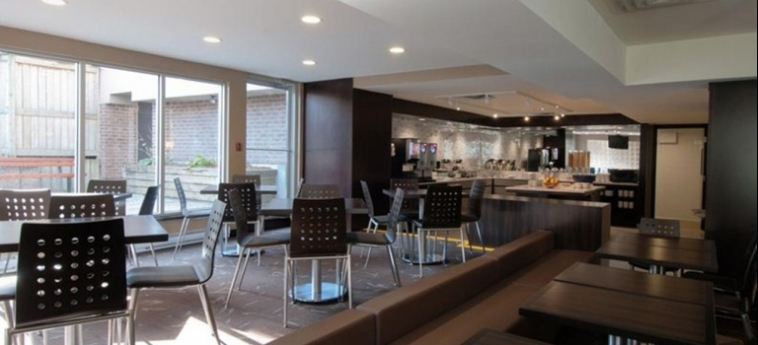 Hotel Best Western Plus Ottawa Downtown Suites: Sala de Desayuno OTTAWA