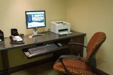 Les Suites Hotel Ottawa: Business Centre OTTAWA