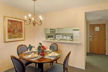 Les Suites Hotel Ottawa: Habitacion Suite OTTAWA