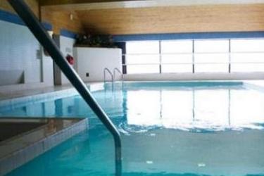 Les Suites Hotel Ottawa: Piscina Cubierta OTTAWA