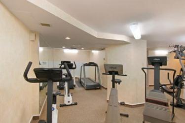 Les Suites Hotel Ottawa: Centro Fitness OTTAWA