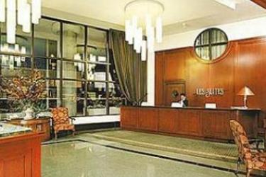 Les Suites Hotel Ottawa: Lobby OTTAWA