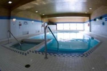 Les Suites Hotel Ottawa: Piscina OTTAWA