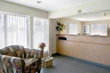 Hotel Comfort Inn: Lobby OTTAWA