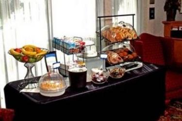 Hotel Comfort Inn: Frühstücksraum OTTAWA