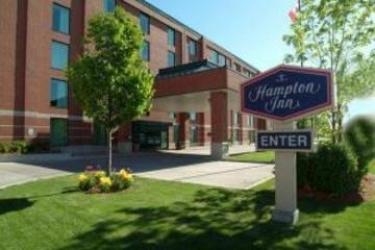 Hotel Hampton Inn By Hilton Ottawa: Esterno OTTAWA