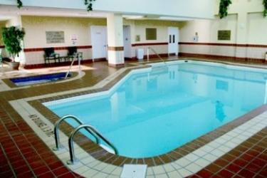Hotel Hampton Inn By Hilton Ottawa: Piscina Coperta OTTAWA