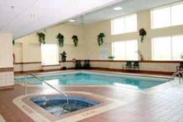 Hotel Hampton Inn By Hilton Ottawa: Piscina OTTAWA