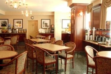 Hotel Hampton Inn By Hilton Ottawa: Sala Colazione OTTAWA
