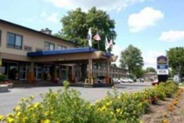 Best Western Barons Hotel & Conference Center: Extérieur OTTAWA