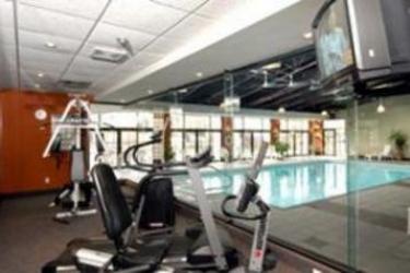 Best Western Barons Hotel & Conference Center: Salle de Gym OTTAWA