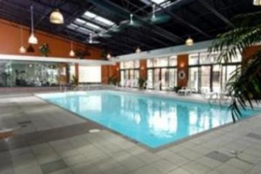 Best Western Barons Hotel & Conference Center: Swimming Pool OTTAWA