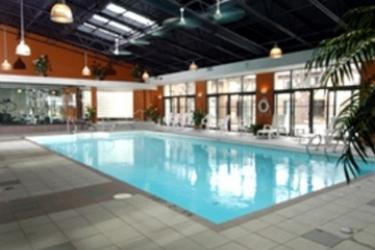 Best Western Barons Hotel & Conference Center: Piscina Coperta OTTAWA